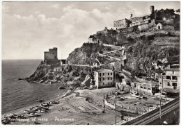 MONTEROSSO AL MARE - PANORAMA - LA SPEZIA - 1954 - La Spezia