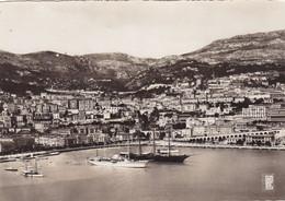 CP MONTE CARLO VUE SUR LE PORT (LPS4) - Monte-Carlo