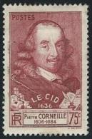 Leco - France Yv 335 XX Neuf - - France
