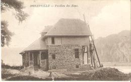 Namur Mosanville Pavillon Des Eaux  1907 Edit. Martin Hautecour (petit Accident Milieu Bas) - Namur