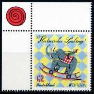BRD - Michel  3152 Eckrand Links Oben - ** Postfrisch (L) - CEPT 15 - [7] West-Duitsland