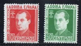 Jose Antonio Primo De Rivera  10 Y 50 Cts  * - Viñetas De La Guerra Civil