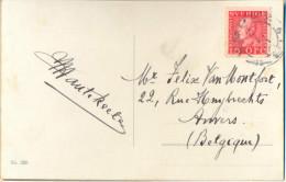 _5Pk955: N°196 : Göteborg, Liseberg Berg- Och Dalbanan:... > Anvers Belgien - Lettres & Documents