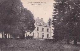 Cpa ( 63 Puy-de-dome )   Latour D'auvergne , Chateau Du Mesnil - Otros Municipios