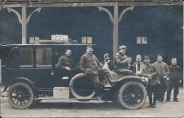 CPA - Automobile - Militaires - 1915 - - Guerre 1914-18