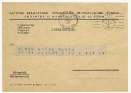 Hungary, Second WV, Home Defense, Military Insurance, Antal Schag, Leutenant-colonel, 1941. - Ungheria