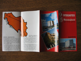 INTERIMPEX Makedonijaturist SKOPJE - Tourism Brochures