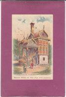 L' HABITATION HUMAINE  .- Maison Russe En Bois - History