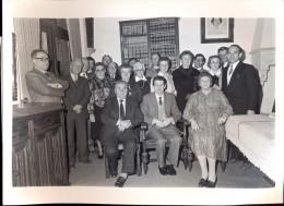 Pers Foto Sint Laureins - Viering 10 Jaar Culturele Raad - Schepen Van Braekel 1987 - Foto Dewulf - Photos