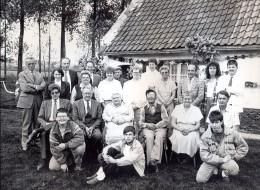 Pers Foto Sint Laureins - Gouden Jubilé Henri Ryckaert X Annette De Visser - Foto Moens - Photos