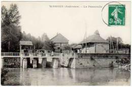 Wasigny La Neuville - La Passerelle - France