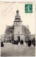 Wasigny La Neuville - L'église XVIe Siècle - France