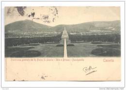 CASERTA - 1905 - PANORAMA GENERALE DEL REGIO PARCO S.LEUCIO - Caserta