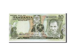 [#110673] Tanzanie, 10 Shilings Type 1978 - Tanzanie