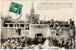 Bazeilles - Ossuaire - Cérémonie Du 39e Anniversaire ... - France