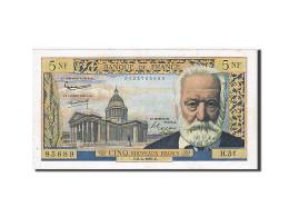 [#256900] 5 Nouveaux Francs, Type Victor Hugo, 6 Avril 1961, Fayette 56.7 - 5 NF 1959-1965 ''Victor Hugo''
