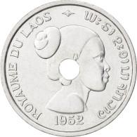 [#84602] Laos, Royaume, 10 Cents 1952 Essai, Lecompte 2, KM E1 - Laos