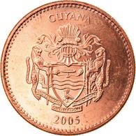 [#88106] Guyane, République, 5 Dollars 2005, KM 51 - Guyana