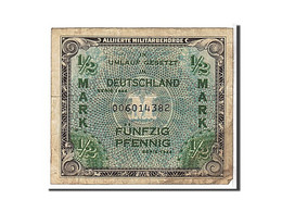 Allemagne, 1/2 Mark Type 1944 - [10] Emissions Militaires
