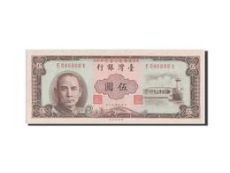 Chine, Taiwan, 5 Yuan 1961, Pick 1973 - Taiwan