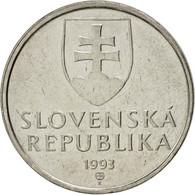 [#36637] Slovaquie, République, 5 Koruna, 1993, KM 14 - Slovakia