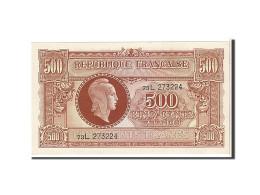 [#110186] 500 Francs Type Marianne, 1945, V Fayette 11 - Tesoro