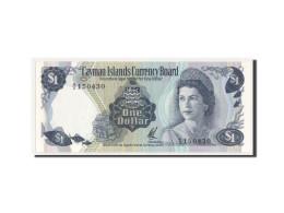[#350114] Iles Caïmans, 1 Dollar Type 1971 Currency Law, Pick 1b - Iles Cayman