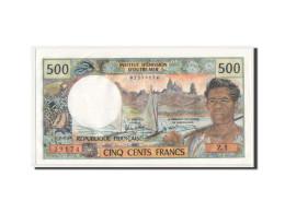 Nouvelle Calédonie, 500 Francs Type 1969 ND, Pick 60e - Nouvelle-Calédonie 1873-1985