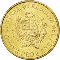 [#88966] Pérou, République, 1 Centimo 2002, KM 303.4 - Pérou