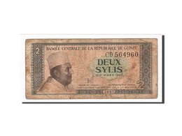 [#156513] Guinée, 2 Sylis Type 1980 - Guinea