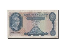 [#42810] Grande Bretagne, 5 Pounds 1957-1961, Pick 371a - 1952-… : Elizabeth II