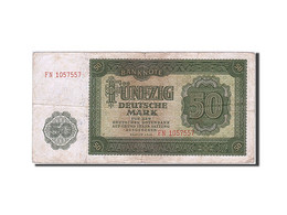 [#256965] Allemagne, 50 Deutsche Mark, Type 1948 - 1945-1949: Alliierte Besatzung