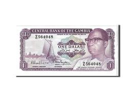 [#109682] Gambie, 1 Dalasi Type 1971-87 - Gambia