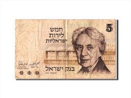 [#305129] Israël, 5 Lirot Type Szold - Israel