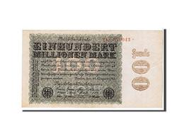 Allemagne, 100 Millions Mark Type 1923 - [ 3] 1918-1933 : Weimar Republic