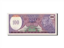 [#306241] Suriname, 100 Gulden Type 1982 - Surinam