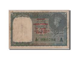 [#305408] Birmanie, 1 Rupee Type George VI - Myanmar