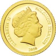 [#89415] Salomon, Elisabeth II, 5 Dollars Or 2010, KM 123 - Solomon Islands