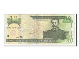 [#156004] République Dominicaine, 10 Pesos Oro Type Mella - Dominicaine