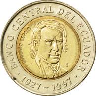 Equateur, République, 1000 Sucres 1997, KM 103 - Equateur