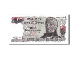 Argentine, 10 Pesos Argentinos Type 1983-84 - Argentine