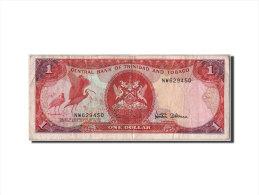 [#304790] Trinité Et Tobago, 1 Dollar Type Central Bank Act Chap. 79.02 - Trinité & Tobago