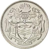 [#88104] Guyane, République, 25 Cents 1990, KM 34 - Guyana