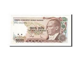 [#156743] Turquie, 5000 Lira Type Atatürk - Turchia