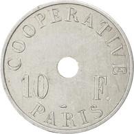 [#85832] Paris, Coopérative, 10 Francs, Elie C1055.4 - Monétaires / De Nécessité