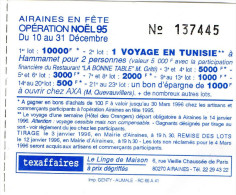 Airaines En Fête Opération Noël 95 - Xmas