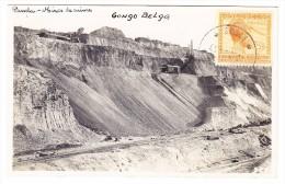 Belgisch Kongo - Panda Kupfer Mine - - Congo Belge - Autres