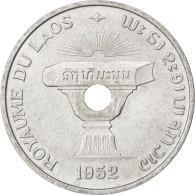 [#84606] Laos, Royaume, 50 Cents 1952 Essai, KM E3 - Laos