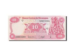 [#255918] Nicaragua, 10 Cordobas, Type A. Castro - Nicaragua
