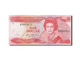 [#255695] Caraïbes, 1 Dollar, Type Elisabeth II - Caribe Oriental (Estados Del)